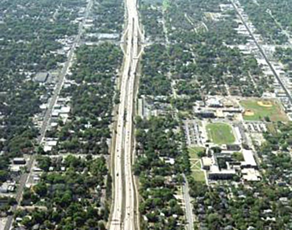 I-275 Shoulder Widening Kisinger Campo Project