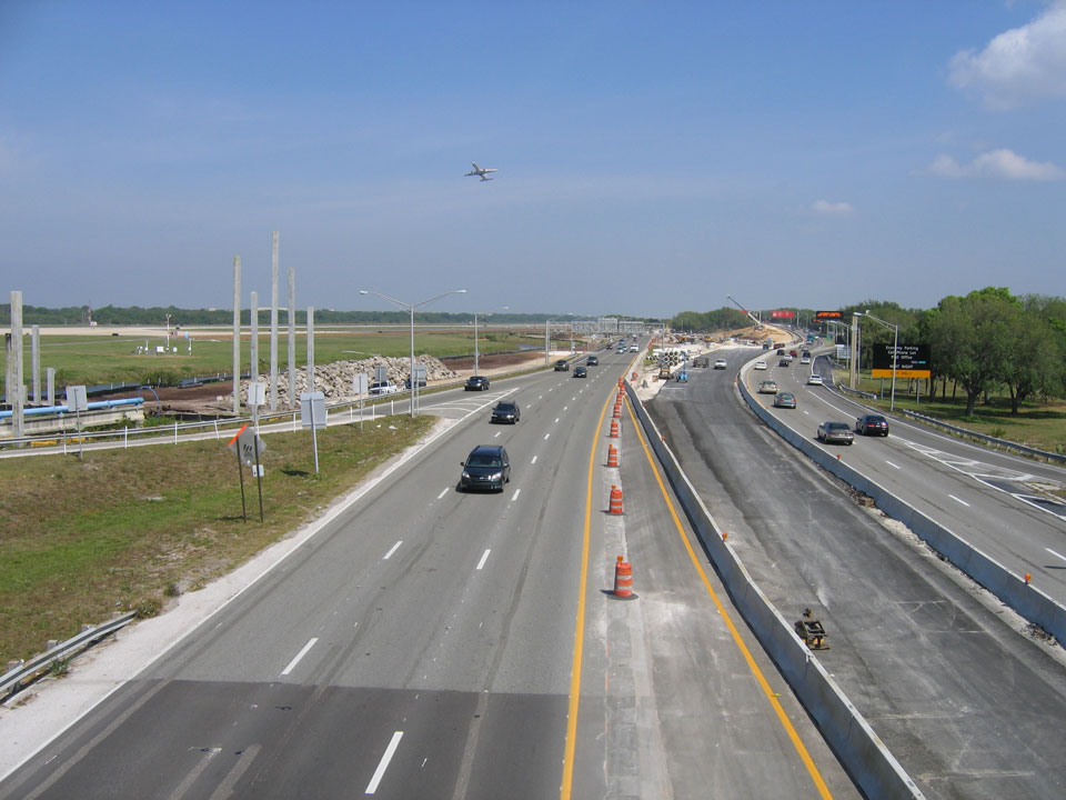 Tampa Airport Interchanges Project (TAIP) SR 60 - Kisinger
