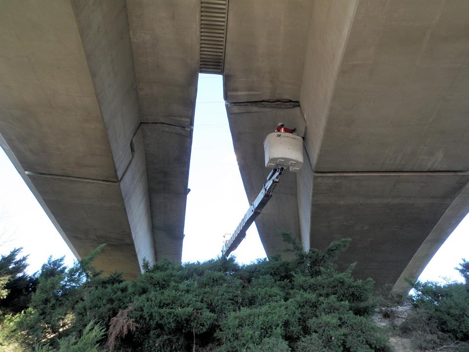 GDOT Statewide Bridge Inspection Services - Kisinger Campo